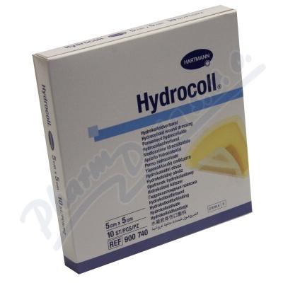 Zobrazit detail - Kompres Hydrocoll sterilní 5x5cm 10ks
