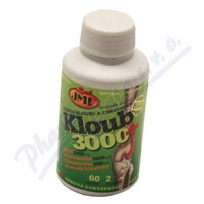 Zobrazit detail - JML Kloub 3000+ tbl. 62xMSM-Glukosamin+Chondroitin