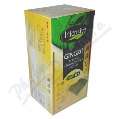 Zobrazit detail - VITTO Intensive Gingko zelený čaj n. s. 20x1. 5g