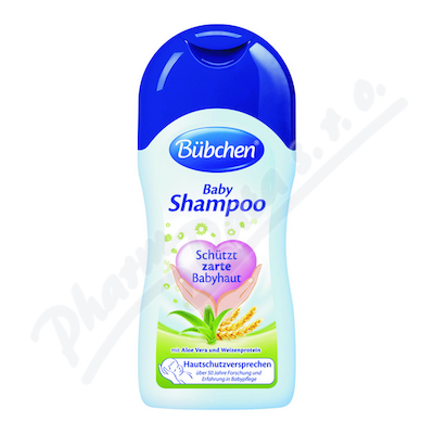 Zobrazit detail - Bübchen dětský šampon 400ml