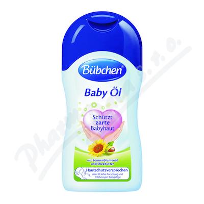 Zobrazit detail - Bübchen Baby olej 400ml