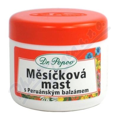 M�s��kov� mast s peru�nsk�m balz�mem 50ml Dr.Popov