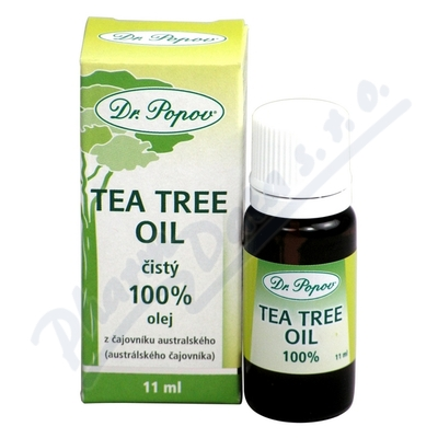 Zobrazit detail - Dr. Popov Tea Tree Oil 11ml