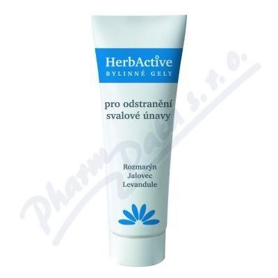 HERBACTIVE-gel-odstranění sval.únavy 100ml PAVES