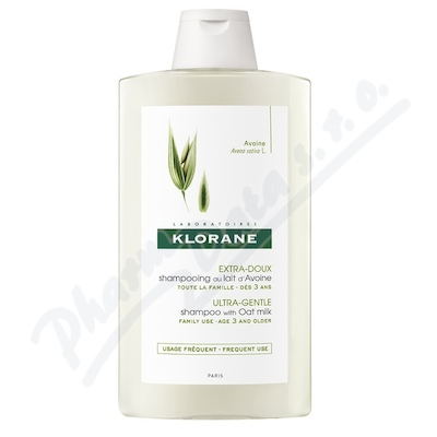KLORANE Avoine �amp.400ml - ovesn� ml�ko