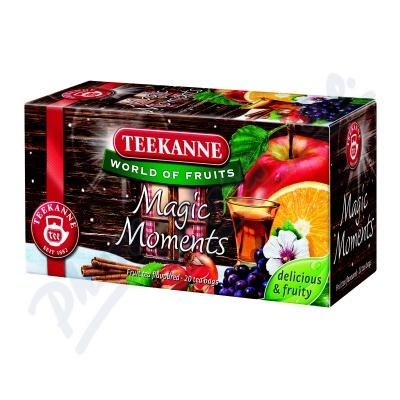 TEEKANNE WOF Magic Moments n.s.20x2.5g (ovoce+rum)
