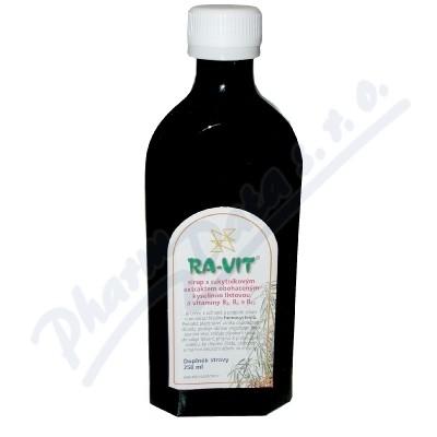Zobrazit detail - RA-VIT sirup 250ml