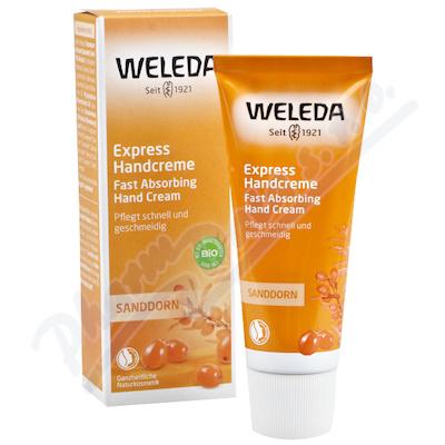 Zobrazit detail - WELEDA Rakytníkový krém na ruce 50ml