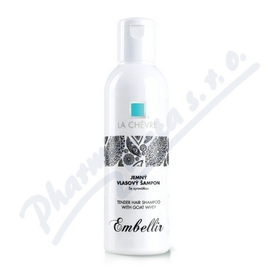 LA CHEVRE Jemný vlas.šamp.se syrovátkou 200ml