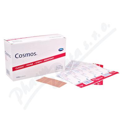 Rychloobvaz COSMOS Pevná strips 8cmx4cm/50x3ks