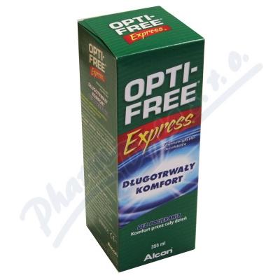 Zobrazit detail - Opti Free Express No rub lasting comfort 355ml