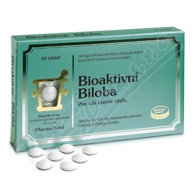 Zobrazit detail - Bioaktivní Biloba tbl. 60