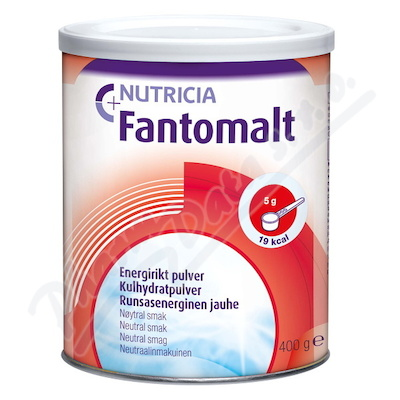 Zobrazit detail - Fantomalt por. plv. sol. 1x400g