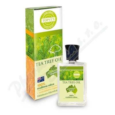 Zobrazit detail - TOPVET Tea Tree Oil 100% 10ml