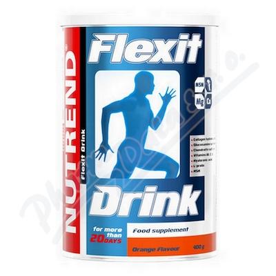 Zobrazit detail - NUTREND Flexit Drink pomeranč 400g