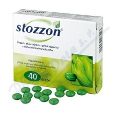 Zobrazit detail - Stozzon Dra�� s chlorofylem 40tbl