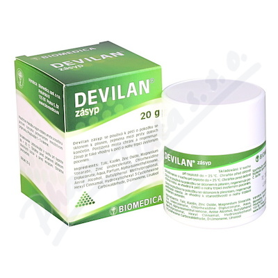 Zobrazit detail - Devilan zásyp 20g