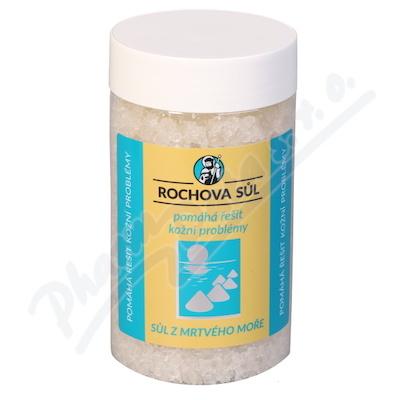 Zobrazit detail - Rochova sůl - sůl z Mrtvého moře 300g