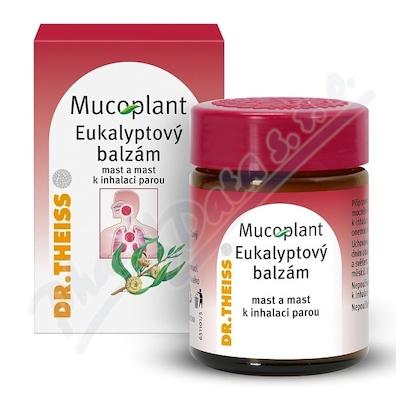 Zobrazit detail - Mucoplant Eukalyptový balzám ung. 1x50g