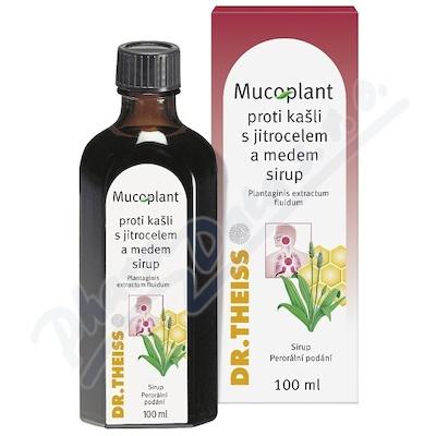 Mucoplant Jitrocelový sirup por.sir.1x100ml