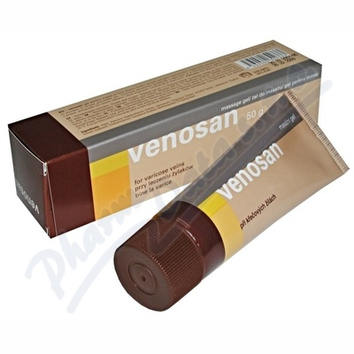 ALTERMED Venosan ka�tanov� gel 50g