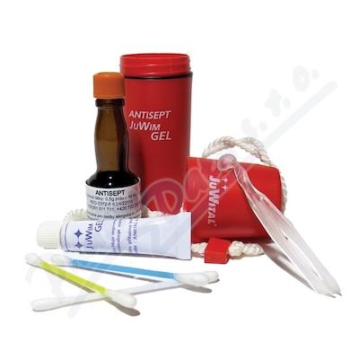 Zobrazit detail - Antisept Juwim gel - sada pro odstranění klíštěte