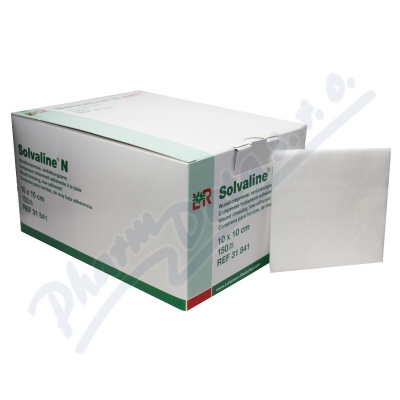 Komprese Solvaline N spec.sav� 10x10cm 150ks