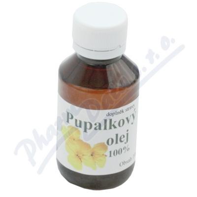 MedinTerra-Pupalkov� olej 100% 100ml