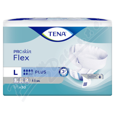 Inkont.kalh.abs.TENA Flex Plus Large-30ks 723330
