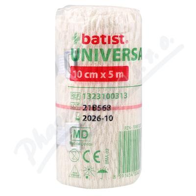 Obin.elastické Universal 10cmx5m 1ks Batist