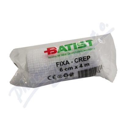 Zobrazit detail - Obin. fixační Fixa-Crep 6cmx4m nester. 1ks Batist