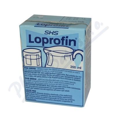 Zobrazit detail - Loprofin PKU milk drink 200ml