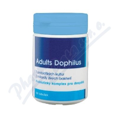 Zobrazit detail - Adults Dophilus tob. 60