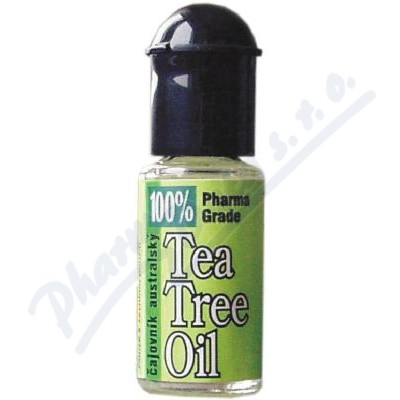 Zobrazit detail - Tea Tree Oil 100% roll-on 5ml