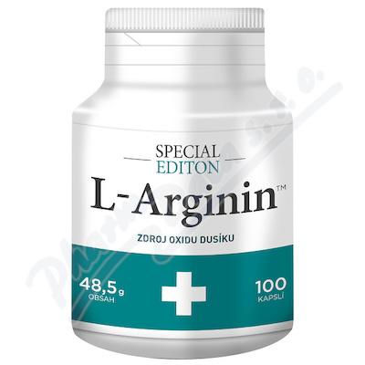 Zobrazit detail - Brainway L-Arginin cps. 100
