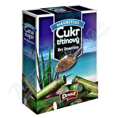 Zobrazit detail - Třtinový cukr Dry Demera DRUID - krabička 400g