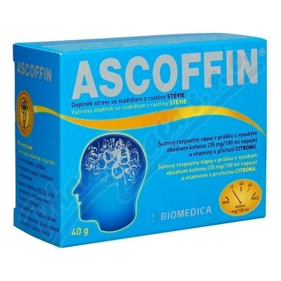 Zobrazit detail - Ascoffin 10 sáčků-4g