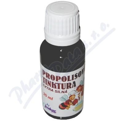 Zobrazit detail - Propolisová tinktura extra silná 20ml Dr. Bojda