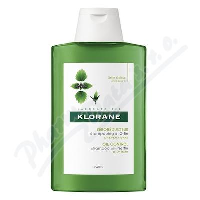 Zobrazit detail - KLORANE Ortie šamp. 200ml - mastné vlasy