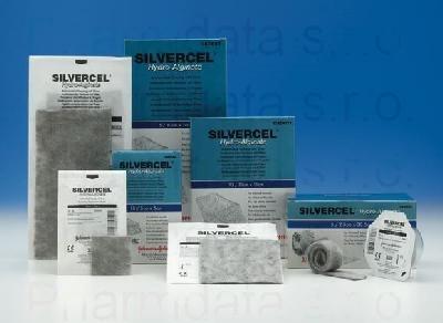 Krytí Silvercel Hydroalginate 5x5cm 10ks