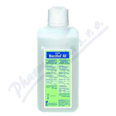 Zobrazit detail - BODE Bacillol AF 500ml