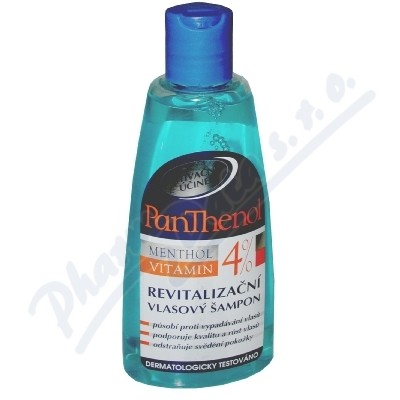 Zobrazit detail - Panthenol Revitalizační šampon 250ml