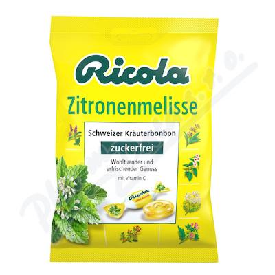 Zobrazit detail - RICOLA Zitronenmelisse-meduňka 75g
