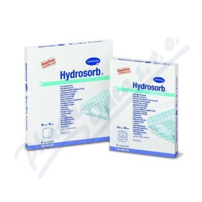 Zobrazit detail - Kompres Hydrosorb sterilní 10x10cm 5ks