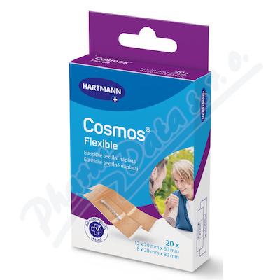 Rychloobvaz COSMOS Pružná 20ks (Textile Elastic)