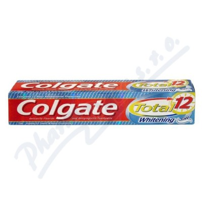 Zobrazit detail - Colgate Zubní pasta Total Whitening 75ml