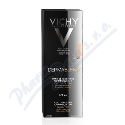 Zobrazit detail - VICHY Dermablend Korek�n� make-up 25 30ml