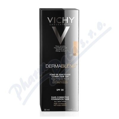 Zobrazit detail - VICHY Dermablend Korek�n� make-up 15 30ml