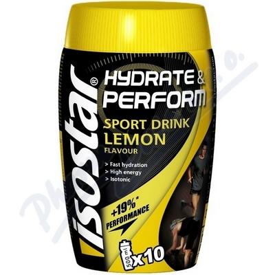Zobrazit detail - ISOSTAR H&P prášek 400g lemon
