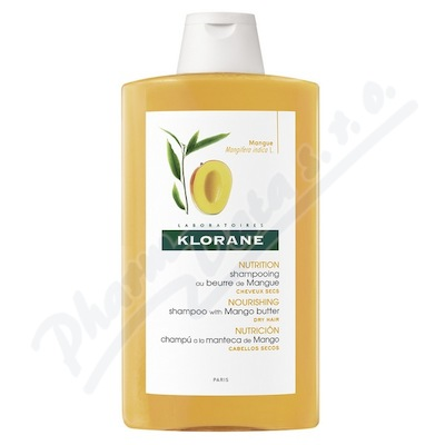 KLORANE Mangue šamp.400ml - mango